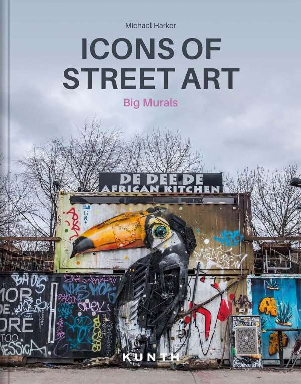 Icons of Street Art - BIG MURALS